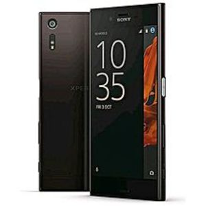 "Sony XperiaXperia XZ - 5.2"" - 3GB RAM - 64GB ROM - 23 MP - Mineral Black -  (Free Roxfit Cover & Protector)"