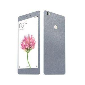 Xiaomi Mi Max 3M Grey Brushed Metal Texture Skin