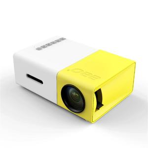 YG300 LCD Mini Portable 1080P LED Projector Home Cinema Theater USB SD HDMI