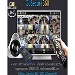 CameraWindows CMS Client Wireless WiFi Security Camera 360 1.3 MP panoramic surveillance