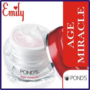Ponds Age Miracle Dual Action Eye Cream 20 ML