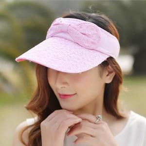Butterfly Sequined Visors Woman Outdoor Sports Baseball Hat Sun Hat PK