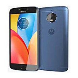 Motorola E4  2GB-16GB - 5.0 Inches - Dual sim - Blue