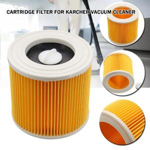 Esolo Vacuum Cleaner Wet/Dry Cartridge Filter For KARCHER MV2 WD2.200 WD3.500 A2504