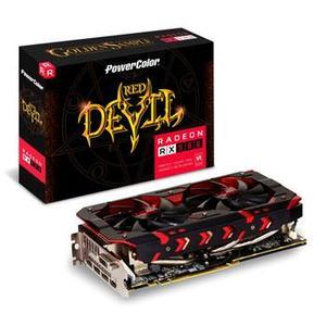 "PowerColor Red Devil Radeonâ""¢ RX 580 8GB GDDR5 Golden"