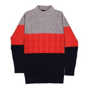 Orange & Grey Sweater 1517 (1720) 217630