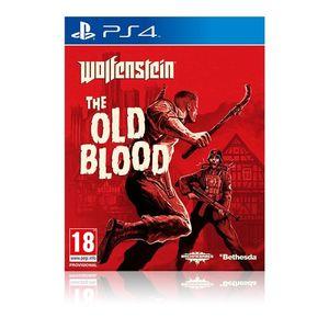 Sony Wolfenstein: The Old Blood - PS4