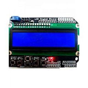 ArduinoArduino16x2 LCD 1602 Module Display Keypad Expansion Board