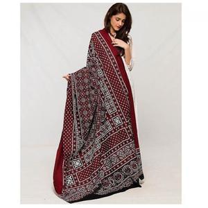 Multicolor Sindhi Ajrak