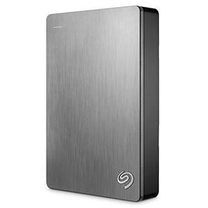 Seagate Backup Plus 5TB Portable External Hard Drive - Silver