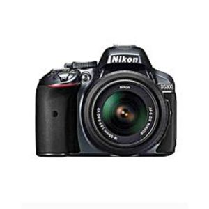 NikonD5300 - DSLR Camera - 24.2MP - 18-55VR - Black