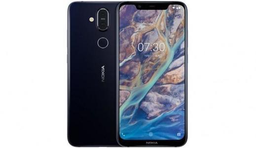 Nokia 8.1 smart phone