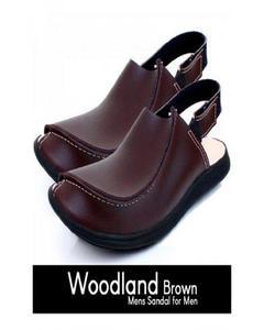 Brown Peshawari Sandals for Men