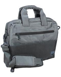 Brixton Briefcase - Grey / Blk
