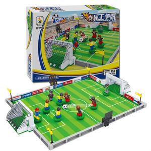 Model Building Kits City Football 3D Blocks Educational Model Toy For Children