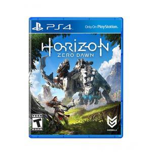 HORIZON ZERO DAWN-PS4