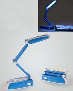 31 LED high power rechargeable folding desk light