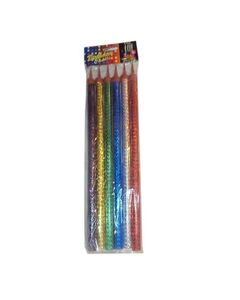 Online Discounted Shop Birthday Sparkling Candles Medium Pack Of 6