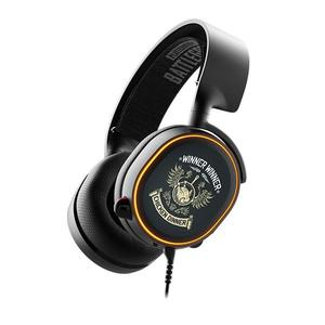 SteelSeries Arctis 5 PUBG Edition Gaming Headset DTS X v2.0 Surround Sound