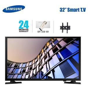 32 Inch-SAMSUNG NU5500-Smart LED WIFI TV (Years Warranty with 32GB Free USB Gift and Free Wall Stand)