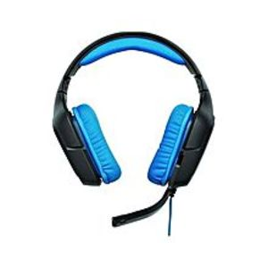 LogitechG430 7.1 Dts Headphone: X And Dolby Surround Sound Gaming Headset For Pc, Playstation 4 ? On-Cable Controls