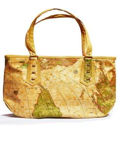 Multicolor Hand Bag - Tfa00115