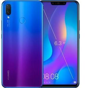 "Huawei Nova 3I - 6.3"" Display - 4Gb Ram - 128Gb Rom - Android 8.1 - 16Mp - 3340Mah -  Iris Purple"