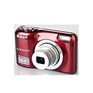 NikonL-27 - Coolpix - 16MP - Red