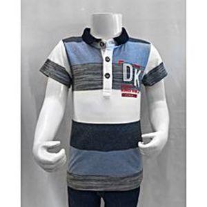Tiny TodsBlue Premium Quality Imported Polo Shirt For Boys