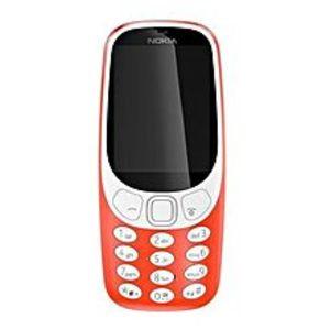 "Nokia3310 - 2.4"" QVGA Display - 16MB ROM - Red"