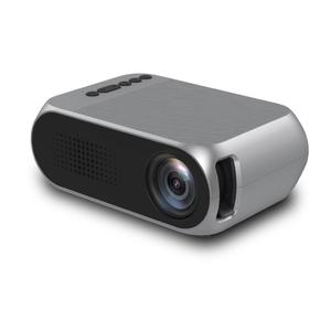 YG320 High Definition 1080P Portable Mini LED Projector With Speaker Home Use