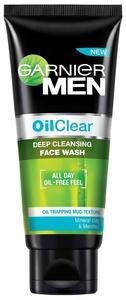 Garnier Men Oil Clear Facewash 100ml