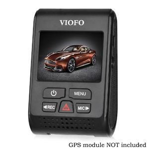 VIOFO A119S V2 Capacitor Novatek HD 1080p Car Dash Cam Camera DVR - Black