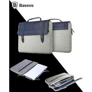 British Series Multipurpose Tablet, iPad, Laptop Bag - Saphire & Blue