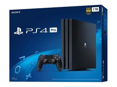 PlayStation 4 Pro 1TB BRAND NEW BOX PACKED
