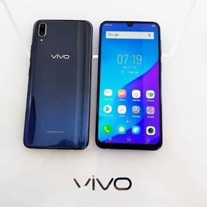 Vivo V11 Blue 4Gb-128Gb 6.3 Notch FHD, slightly used
