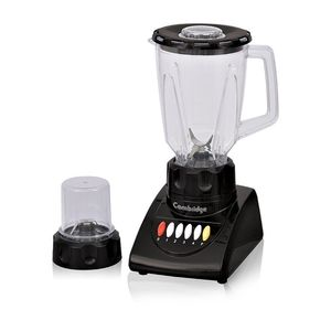 Cambridge Appliance BL 2086 - Blender with Mill - 250W - Black