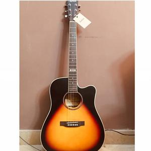 Caleida Semi Acoustic Guitar 41'' 5 Band Equalizer with built in tuner - Matte Finish