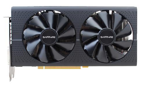 AMD PULSE RADEON RX 570 4GB GDDR5 BACK PLATED