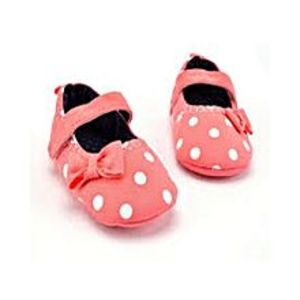 Mumzloves Baby Shoes Infant Stripe Flower Soft Sole