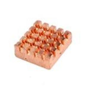 Copper Aluminium Heatsink Cooling Fin For Raspberry Pi 3 Raspberry Pi 2 B+