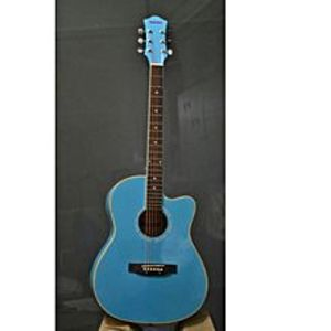 "Alif Laam MeemAcoustic Guitar Rocket Brand- 40"""