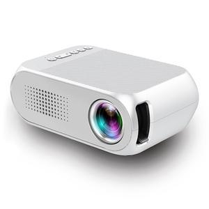 YG320 Mini Portable Projector USB HDMI Home Cinema For Mobile Phone