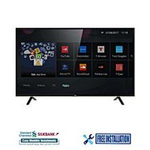 """TCLS62 - Smart HD LED TV - 32"""" - Black - Neymar Signature Football Free"""