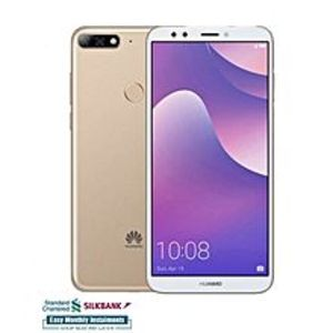 "HuaweiY7 Prime 2018 - 5.99"" HD+ - 3GB RAM - 32GB ROM - 13/2/8 MP Camera - Face Unlock - Gold"