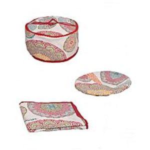 LADIES ISTBread / Roti Storage Basket Set