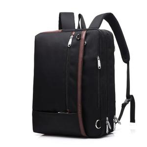 CoolBELL 15.6 Inches Convertible Laptop Messenger Bag Oxford Cloth Shoulder Bag