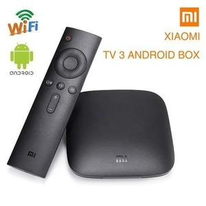 Xiaomi Mi Box - 4K Ultra HDR TV Streaming Media Player with Voice Search Remote