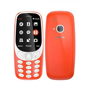 Nokia 3310 - Dual Sim - 2.4 inch Screen 16MB - 2 MP Camera