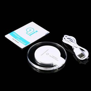 Fantacy Qi Wireless Charger for iPhone X/XS Max XR 8 Plus Visible Element Wireless Charging pad for Samsung S8 S9 Xiaomi mi 9